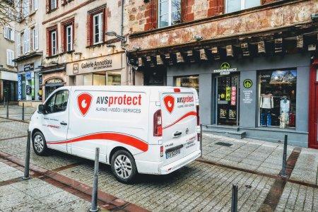 Février 2019 : alarme intrusion et vidéosurveillance Endurance Shop Rodez