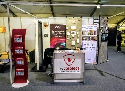 Novembre 2018 : Salon de l'Habitat Rodez